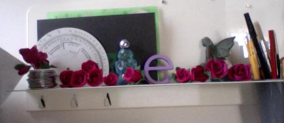 sculpey roses