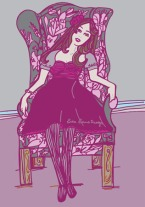 girlinchair